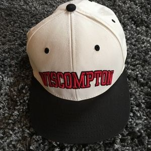 Other - UW Madison School of Business Ball Cap WISCOMPTON